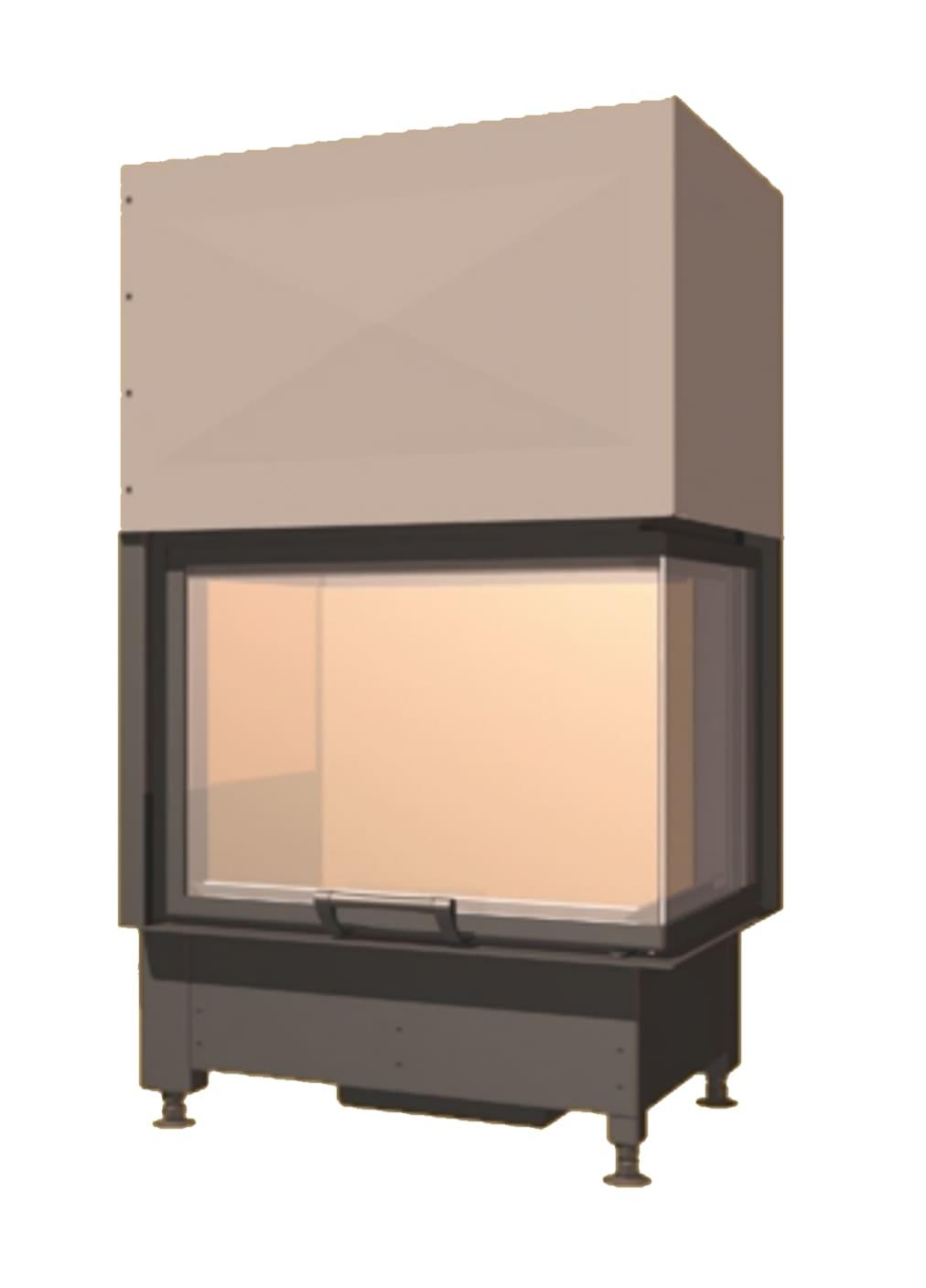 Ekko R 67(45)45h/51h/57h (с цельным стеклом)