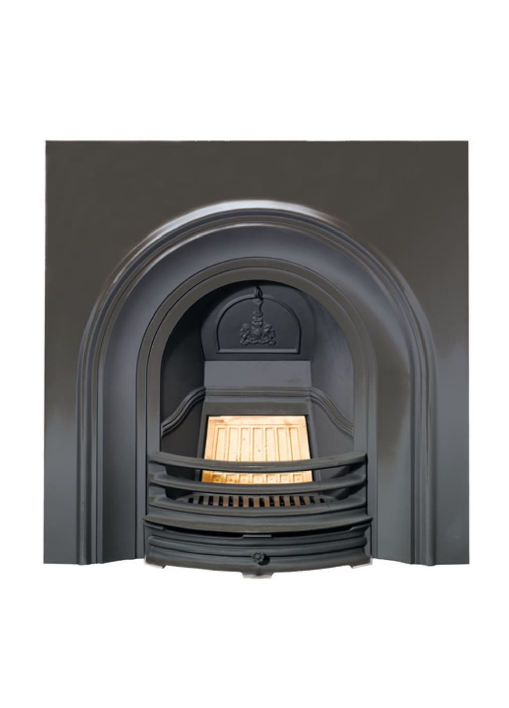 Топка Classical Arched - чёрная