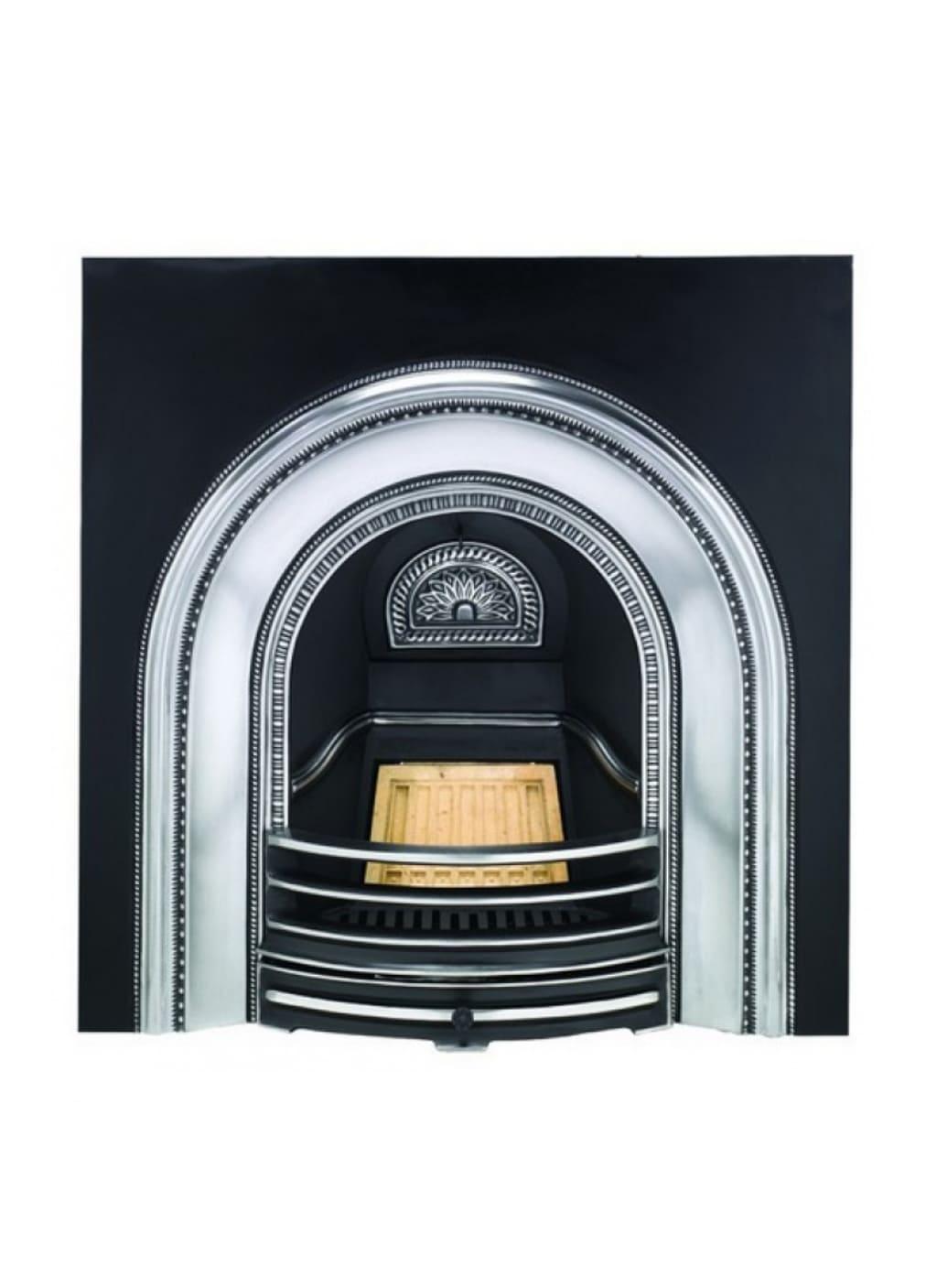 Топка Decorative Arched - частичная полировка
