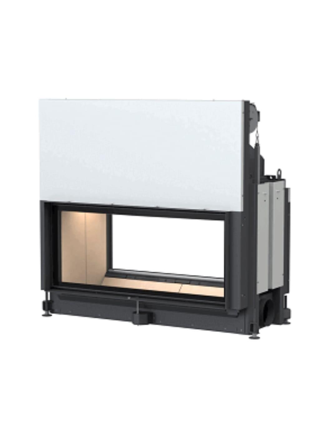Architektur - Kamine  53 /121 ( 1 дверца с подъемом вверх)