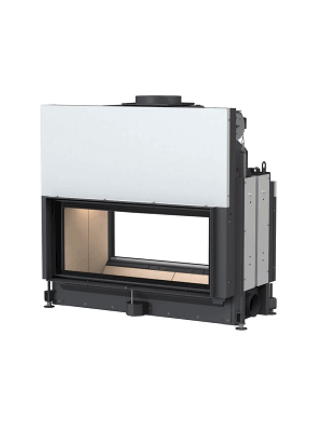 Architektur - Kamine  45 /101 ( 1 дверца с подъемом вверх)