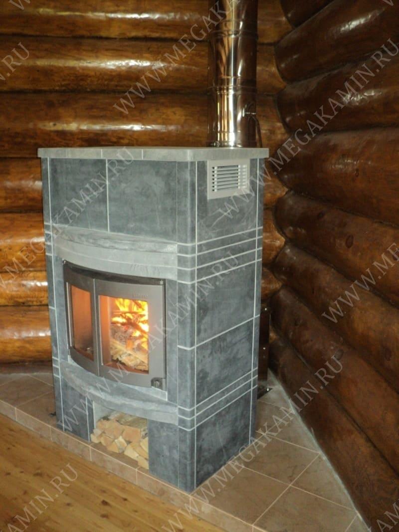 Печь-камин 26